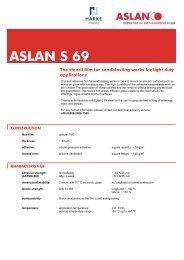 ASLAN S69