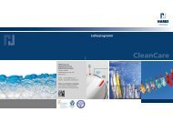 CleanCare - HARKE Group