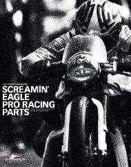 Screamin' Eagle® Performance Parts - Harley-Davidson