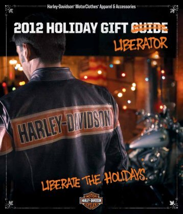Harley-Davidson® MotorClothes® Apparel & Accessories