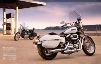 THE SPORTSTER® FAMILY - Harley-Davidson