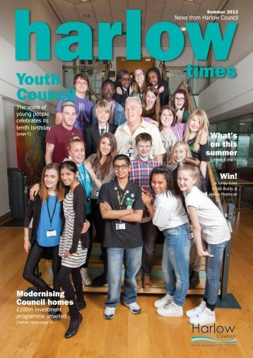 Harlow Times Summer Edition - Harlow Council