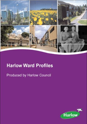 Sumners and Kingsmoor - Harlow Council