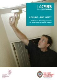 HMO fire safety guidance - Harlow Council