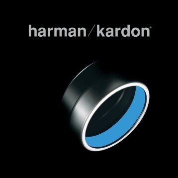 Product Information - Harman Kardon