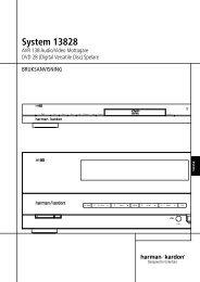 System 13828 - Harman Kardon