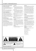 HS 100 Home Cinema System - Harman Kardon - Page 4