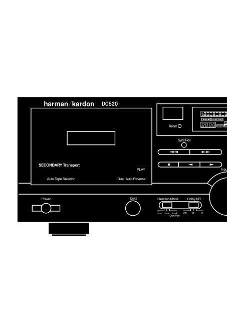 134.97KB PDF - Harman Kardon