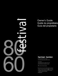 562.75KB PDF - Harman Kardon