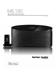 1247.49KB PDF - Harman Kardon