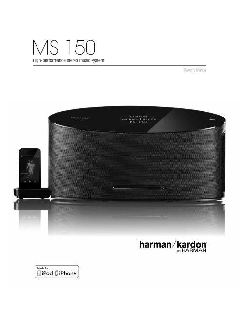 1247.49KB PDF - Harman Kardon