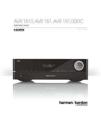 1521.31KB PDF - Harman Kardon