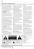 HS 100 Système Home Cinéma complet - Harman Kardon - Page 4