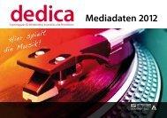 dedica - Dr. Harnisch Verlag