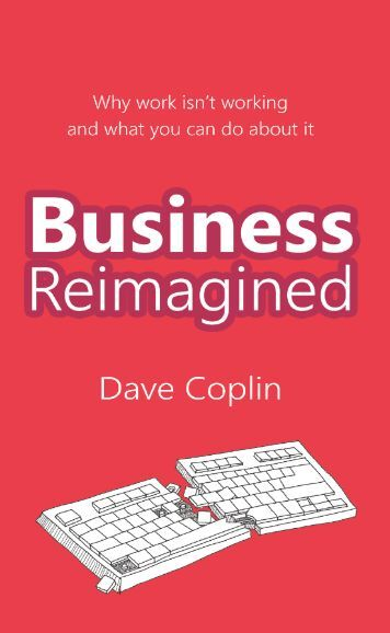 Read a PDF Sample of Business Reimagined - Harriman House