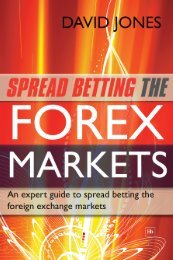 Read a PDF Sample of Spread Betting the Forex ... - Harriman House