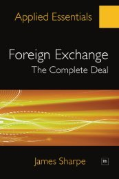 Read a PDF Sample of Foreign Exchange - Harriman House