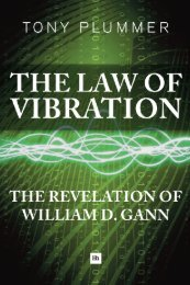 Read a PDF Sample of The Law of Vibration - Harriman House