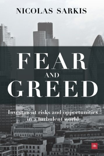 Read a PDF Sample of Fear and Greed - Harriman House