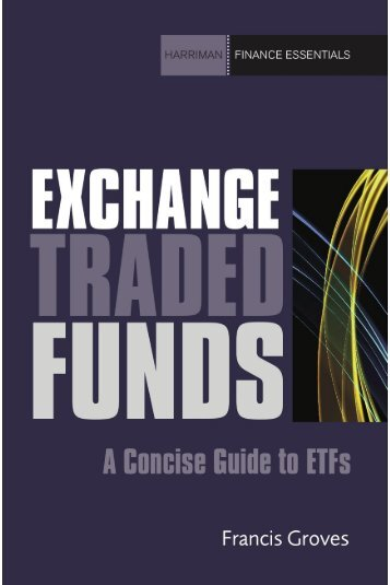 Read a PDF Sample of Exchange Traded Funds - Harriman House
