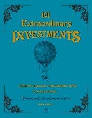 Read a PDF Sample of 101 Extraordinary ... - Harriman House