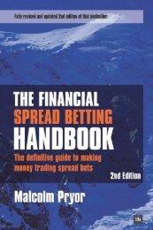 The Financial Spread Betting Handbook - Harriman House