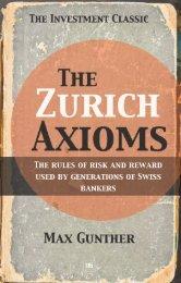 The Zurich Axioms - Harriman House