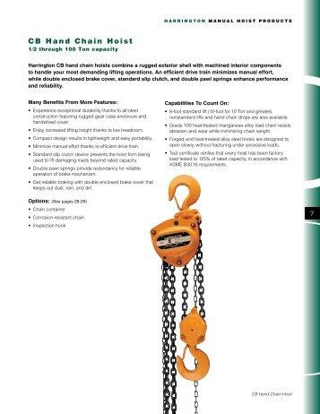 Coffing Hoist Wiring Diagram - Wiring Diagram And Schematics