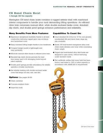 cb hand chain hoist harrington hoists and cranes?quality\=85 harrington hoist wiring diagram karr wiring diagram \u2022 free wiring harrington hoist wiring diagram at nearapp.co