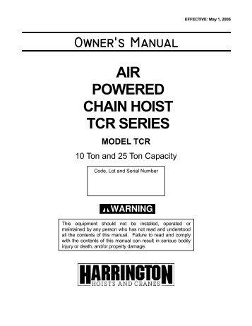 owners manual harrington hoists and cranes?quality\=85 harrington hoist wiring diagram karr wiring diagram \u2022 free wiring  at soozxer.org