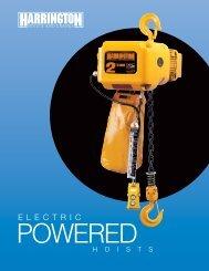 Download PDF - Harrington Hoists and Cranes