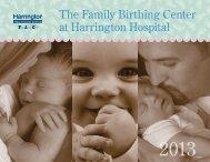 this link - Harrington Memorial Hospital