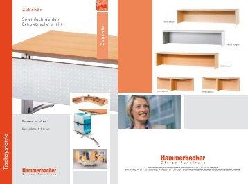 Tischsysteme - Buerostuhl24.com