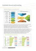Stakeholder Research and Consulting - Harris Interactive - Page 3
