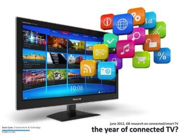 the year of connected TV? - Harris Interactive
