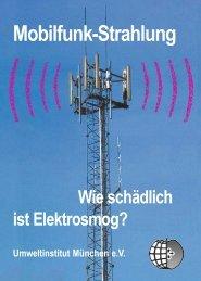 Mobilfunk-Strahlung - Wie schädlich ist Elektrosmog?