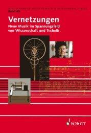 Die Digitalisierung der Neuen Musik ? Ein ... - Harry Lehmann