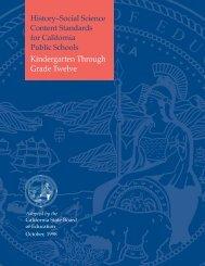 Social Studies (pdf) - William S. Hart Union High School District