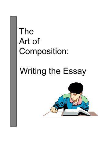 Essay about Art of Politics?