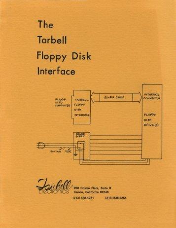 Tarbell Single Density Disk Controller.pdf - Harte Technologies