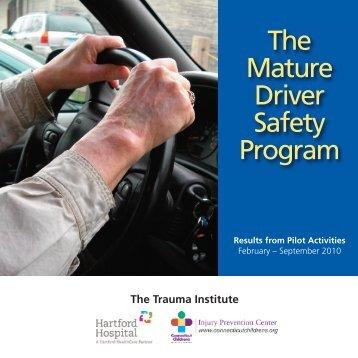 Mature driver improvement programs