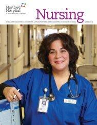 Hartford Hospital Nursing Magazine, Spring 2012