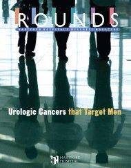 ROUNDS Magazine, Spring 2010 - Hartford Hospital!