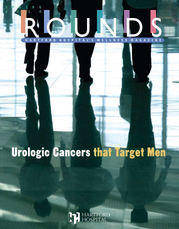 ROUNDS Magazine, Spring 2010 - Hartford Hospital!