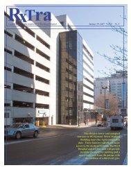 Rxtra - January 2007 - Hartford Hospital!