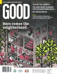 the good guide to making your neighborhood great 65 - Hart Howerton