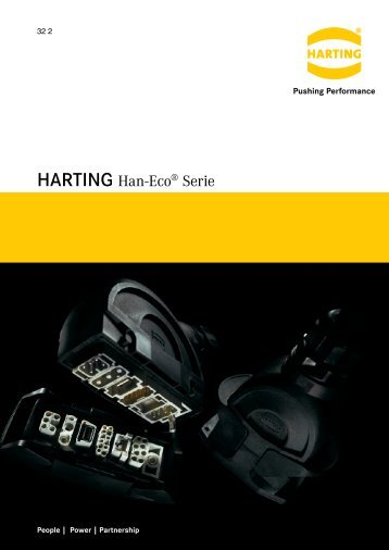 HARTING Han-Eco® Serie