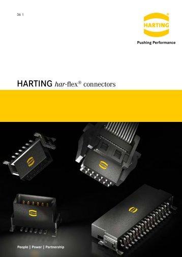 HARTING har-flex® connectors