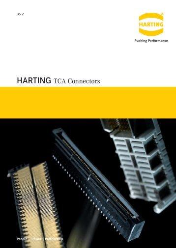 Connectors for TCA - Harting