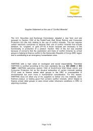 "Supplier Statement on the use of ""Conflict Minerals"" The U.S. ..."